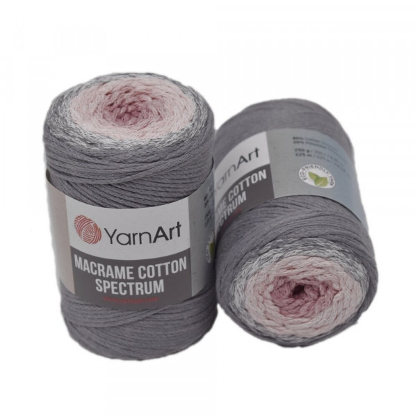 Макраме Коттон Спектрум 1306 YarnArt (РАМ)