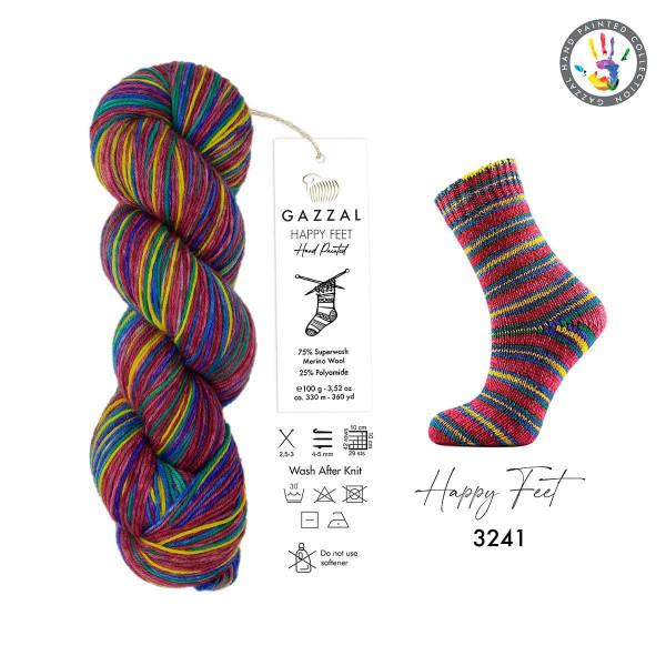 Хеппи Фит Gazzal 3241 Gazzal