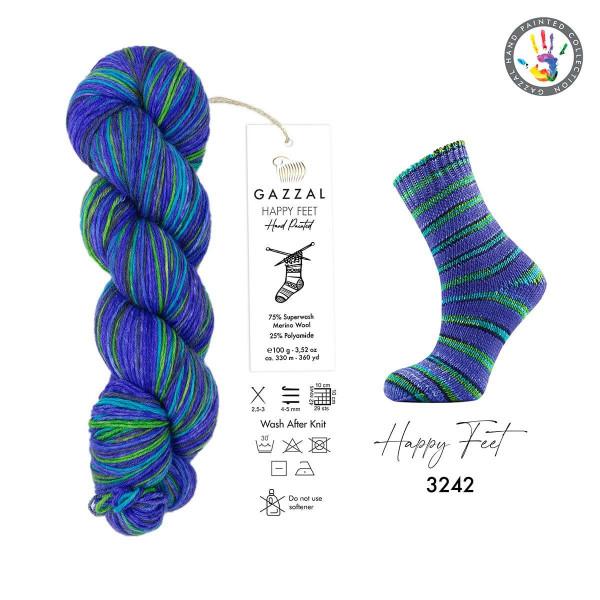 Хеппи Фит Gazzal 3242 Gazzal