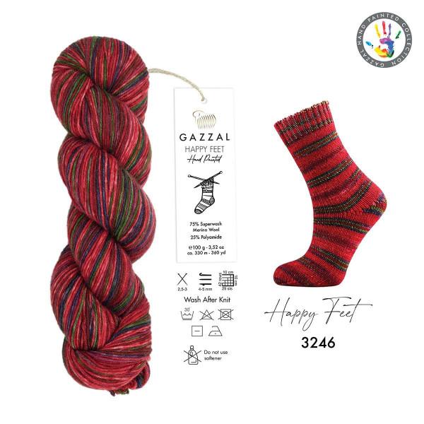Хеппи Фит Gazzal 3246 Gazzal
