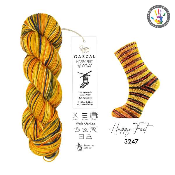 Хеппи Фит Gazzal 3247 Gazzal