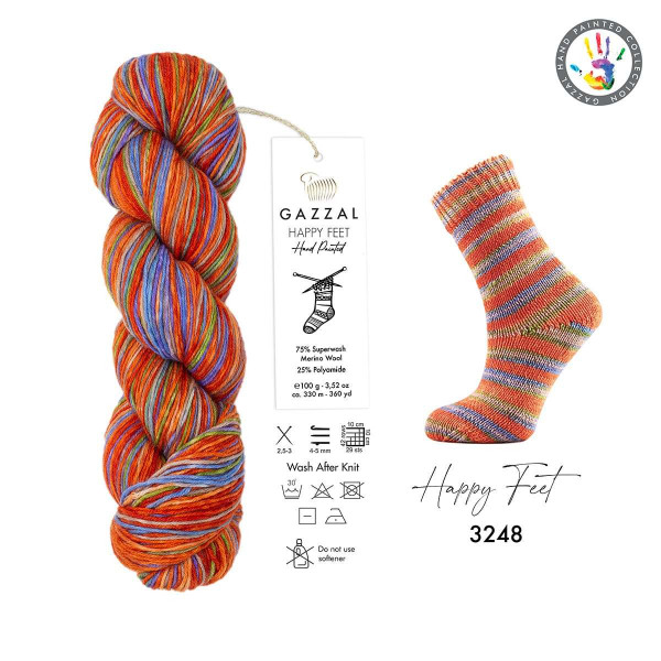 Хеппи Фит Gazzal 3248 Gazzal