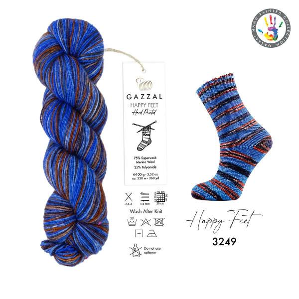 Хеппи Фит Gazzal 3249 Gazzal