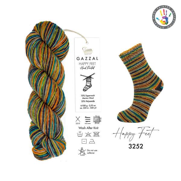Хеппи Фит Gazzal 3252 Gazzal