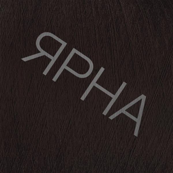 Шелк 100% 2/200 Shappe de Sole 140 т.коричневый BOTTO PAOLA