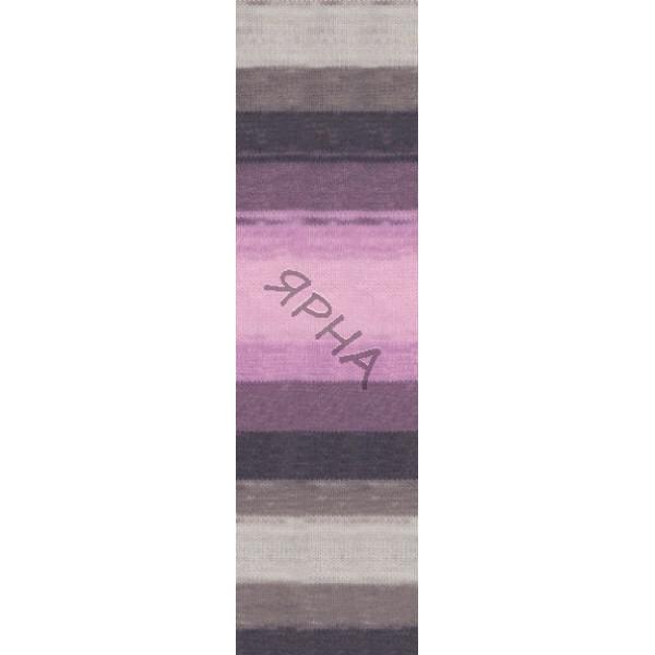 Yarn Angora real 40 batik Alize (Ализе) #   4760 []