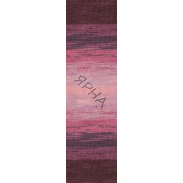 Yarn Angora real 40 batik Alize (Ализе) #   1895 []