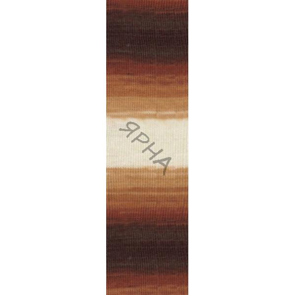 Yarn Angora real 40 batik Alize (Ализе) #   2626 []