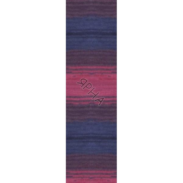 Yarn Angora real 40 batik Alize (Ализе) #   6327 []