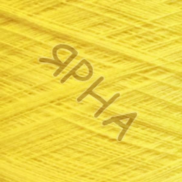 Шелк 30% хлопок 70 % конус 2/30 2920 лимон Filatti Buratti