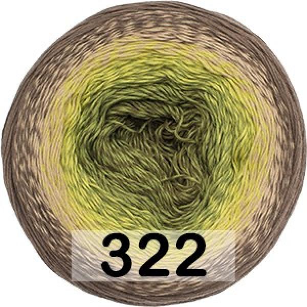Розагарден 322 YarnArt (РАМ)