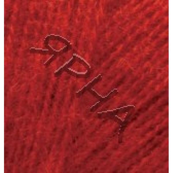 Yarn Angora real 40 Alize (Ализе) #     56 [красный]
