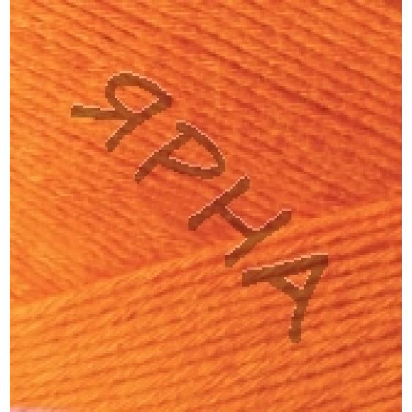 Yarn Bamboo fine Alize (Ализе) #    483 [оранж]
