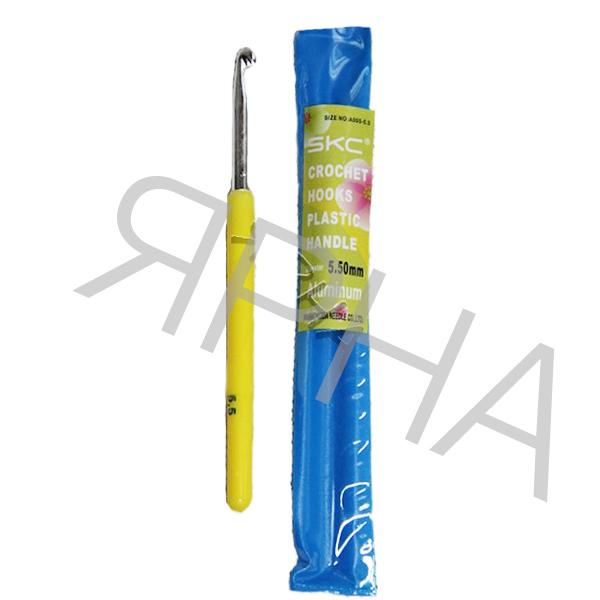 Крючок+ ручка #    2,5 [аллюминий]