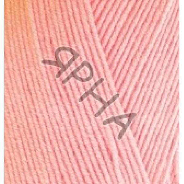 Пряжа в мотках Беби бест Alize (Ализе) #    145 [персик]