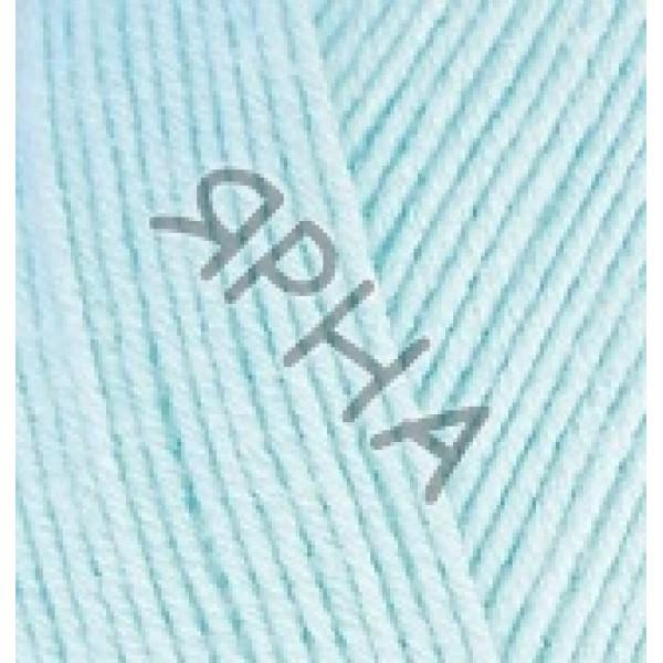 Пряжа в мотках Беби бест Alize (Ализе) #    189 [бл.голубой]