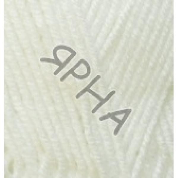 Пряжа в мотках Беби бест Alize (Ализе) #    450 [молоко]