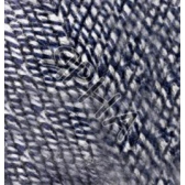 Пряжа в мотках Беби бест Alize (Ализе) #    908 [бел+синий]