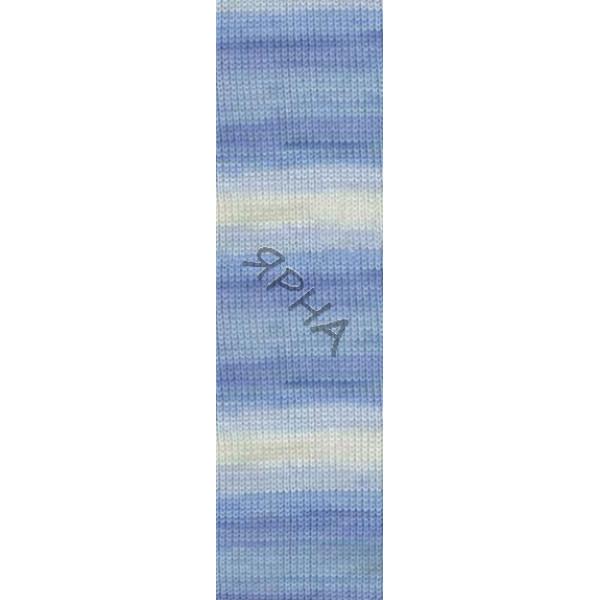 Yarn Baby wool batik Alize (Ализе) #   3564 []