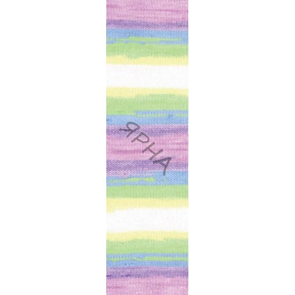 Yarn Baby wool batik Alize (Ализе) #   4004 []