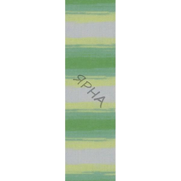 Yarn Baby wool batik Alize (Ализе) #   2131 []