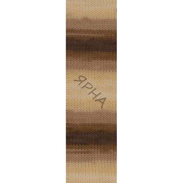 Yarn Baby wool batik Alize (Ализе) #   3050 []