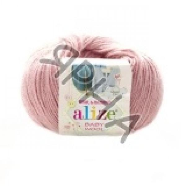 Беби вулл 81 персиковый Alize (Ализе)