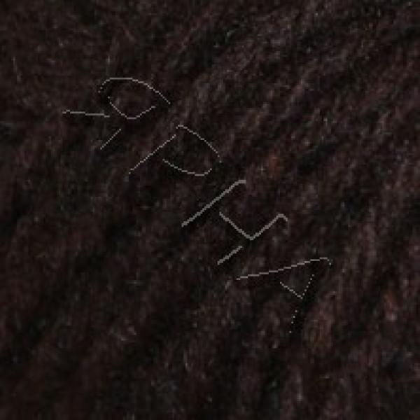 Альпака микс #    117 [коричневый с красн]