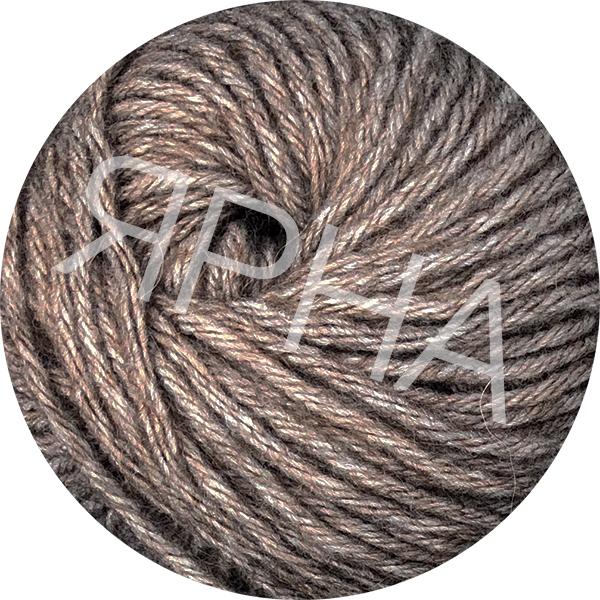 Yarn Alpaca mix Ярна #     14 [коричнев-беж]