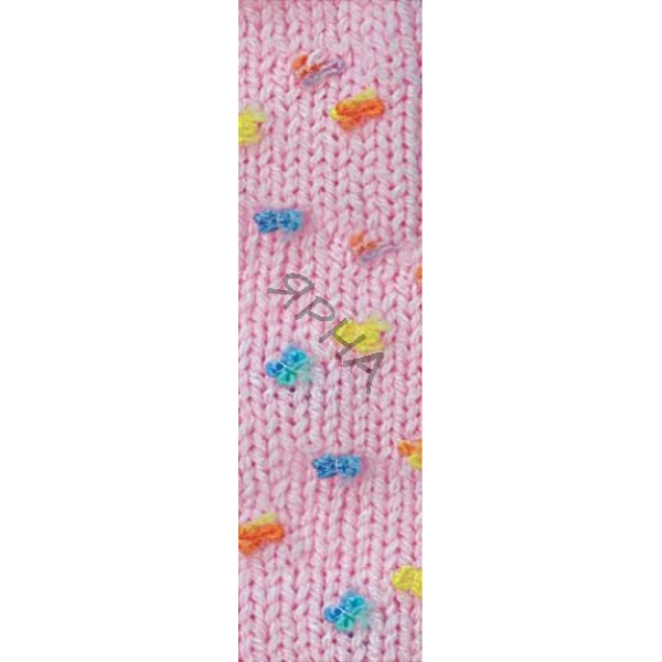 Yarn Baby flower Alize (Ализе) #   5381 [св.розовый]
