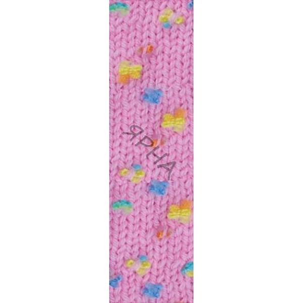 Yarn Baby flower Alize (Ализе) #   5382 [розовый]