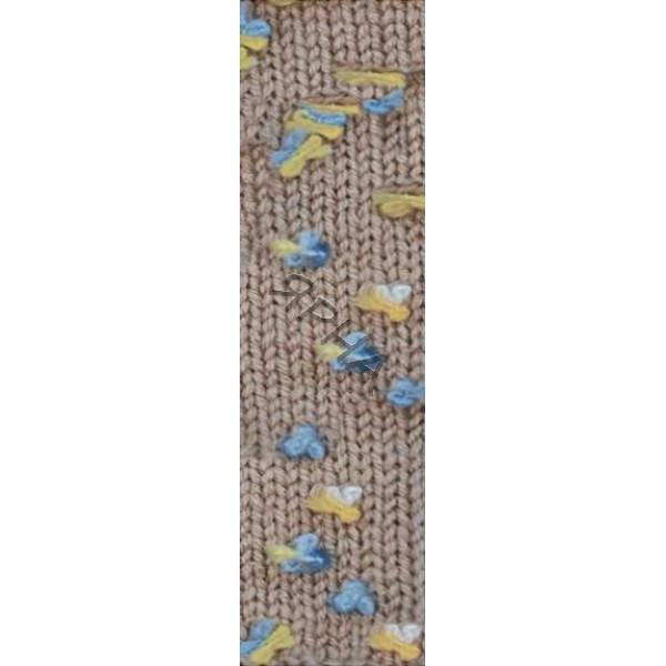 Yarn Baby flower Alize (Ализе) #   5433 [беж]