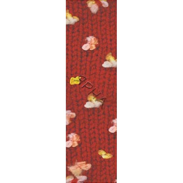 Yarn Baby flower Alize (Ализе) #   5439 [бордо]