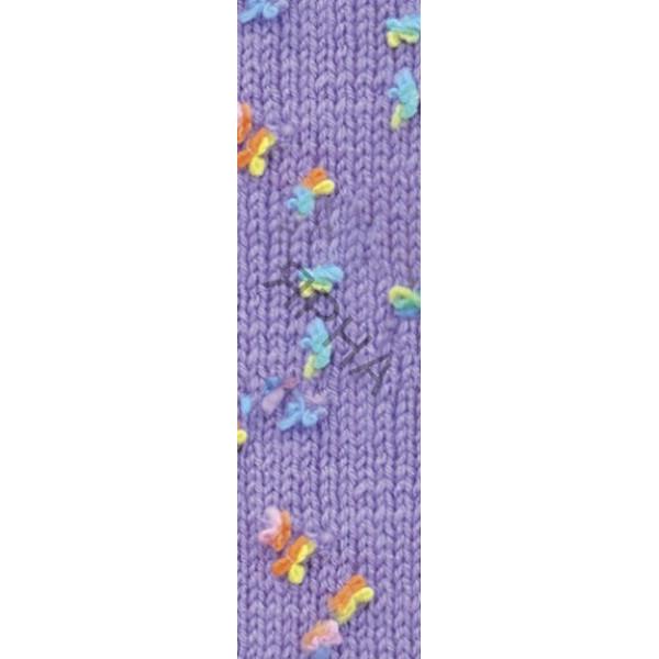 Yarn Baby flower Alize (Ализе) #   5560 [лаванда]