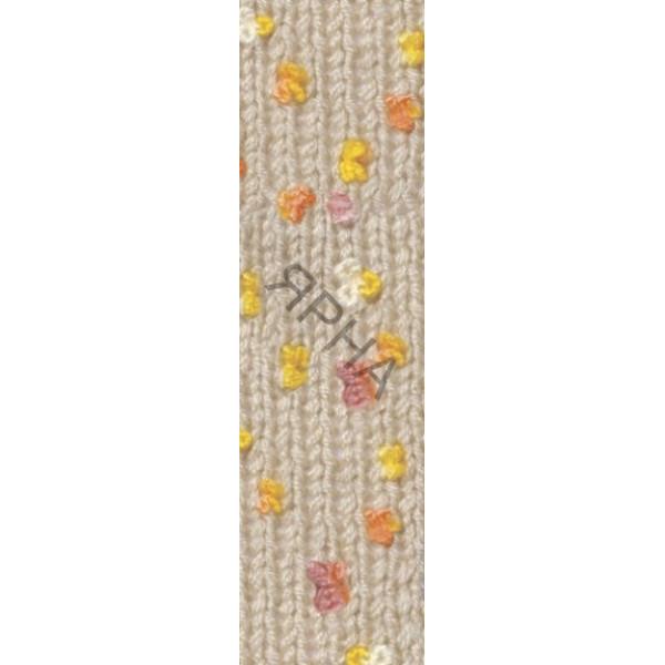 Yarn Baby flower Alize (Ализе) #   5562 [беж-розовый]
