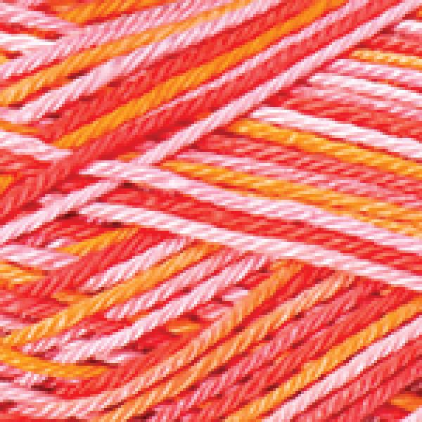 Пряжа в мотках Бегония меланжевая YarnArt (РАМ) #    507 []