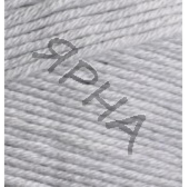 Пряжа в мотках Белла Alize (Ализе) #     21 [светло-серый]
