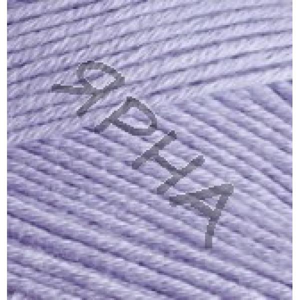 Пряжа в мотках Белла Alize (Ализе) #    158 [лиловый]