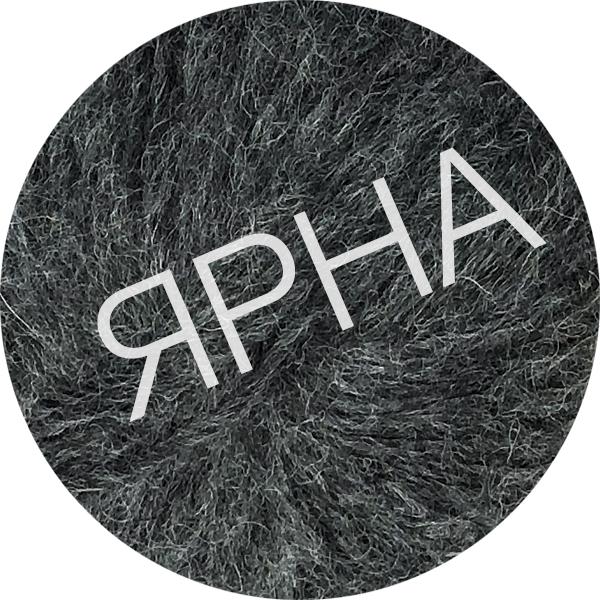 Yarn Alpaca real Ярна #   4402 [серый седой]