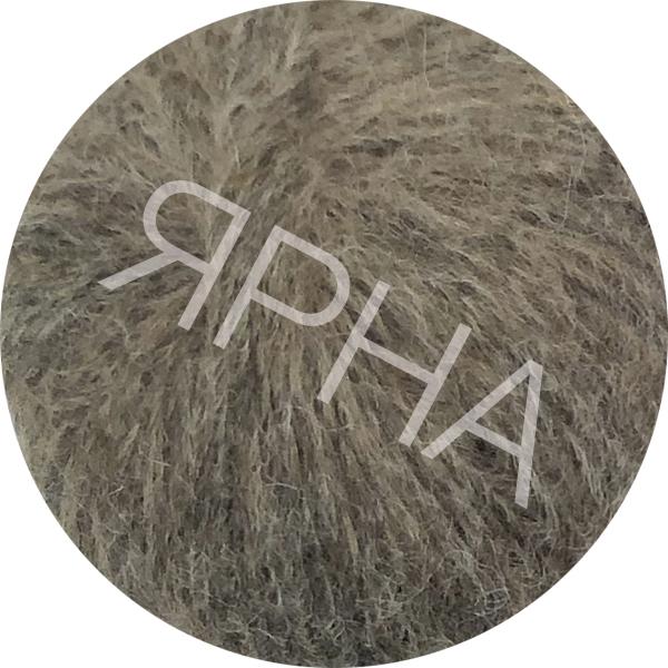 Yarn Alpaca real Ярна #   3402 [мешковина]