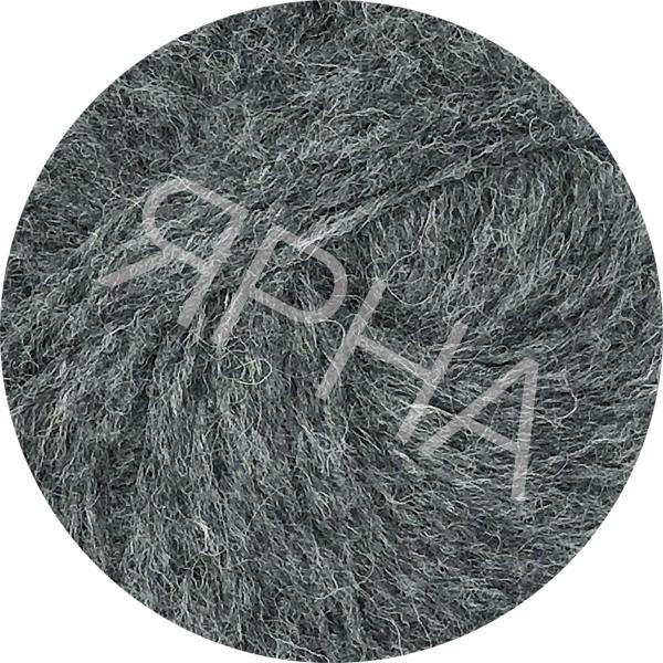 Yarn Alpaca real Ярна #    803 [маренго]