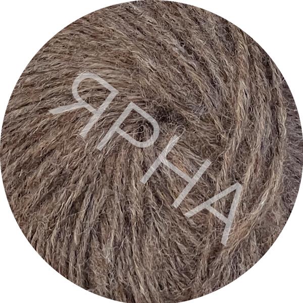 Yarn Alpaca real Ярна #    703 [мешковина креат]