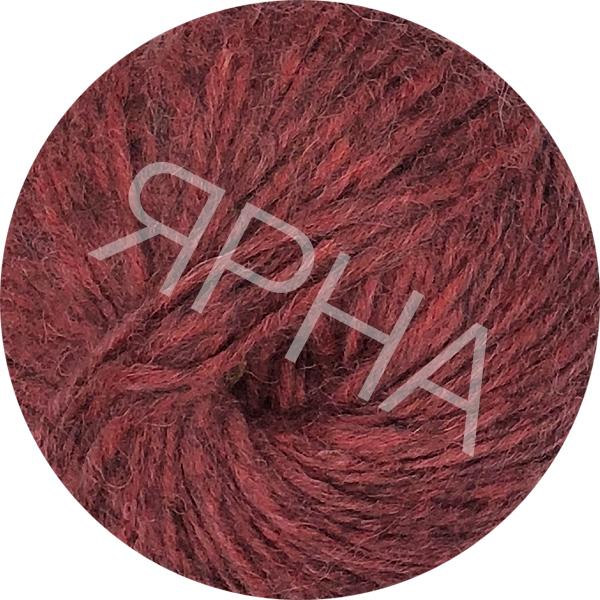 Yarn Alpaca real Ярна #   1439 [разб вишня креатив]