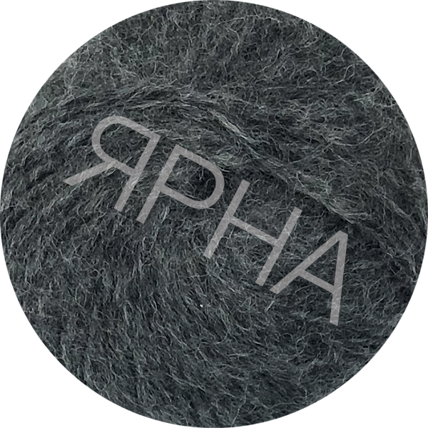 Yarn Alpaca real Ярна #   4403 [серый седой]