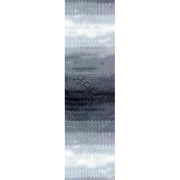 Бургум батик #   1900 [меланж-батик]