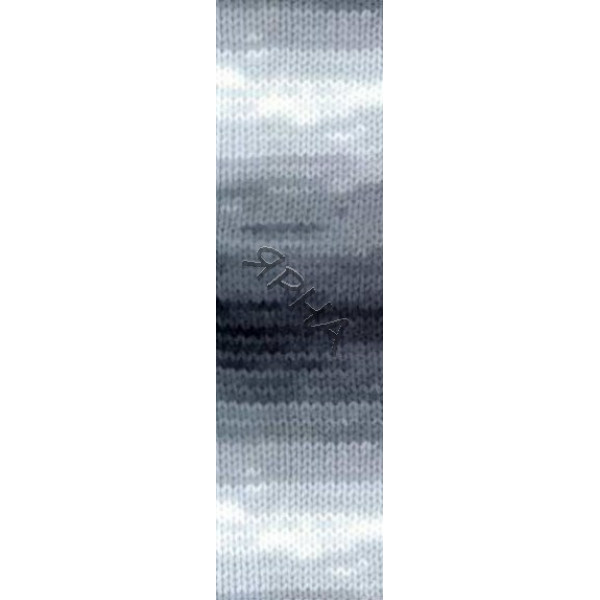Yarn Burcum batik Alize (Ализе) #   1900 [меланж-батик]