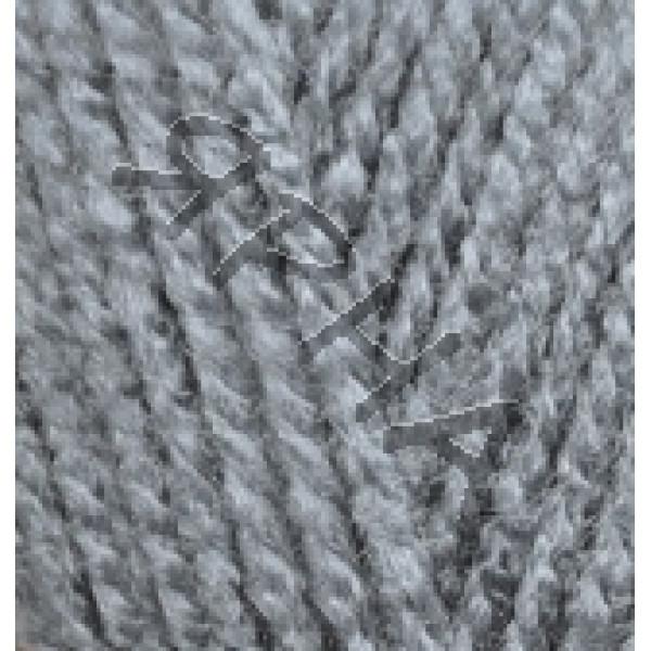 Yarn Burcum classik Alize (Ализе) #    253 [серый]