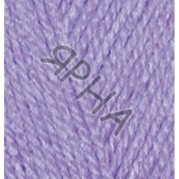Пряжа Бургум классик Alize (Ализе) #    247 [сирень]