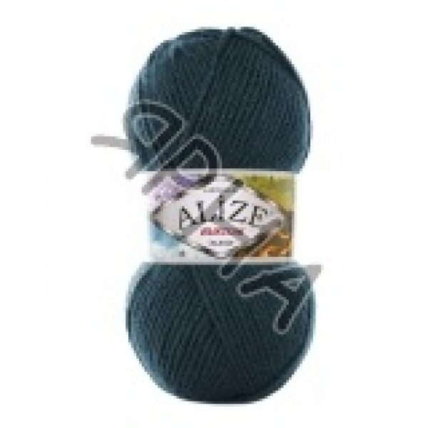 Пряжа Бургум классик Alize (Ализе) #    403 [синий джинс]