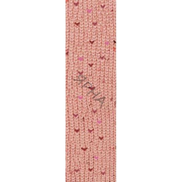 Yarn Burcum punto Alize (Ализе) #   5911 [розовый]
